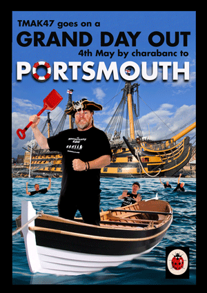 portsmouth day out